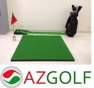 Thảm tập golf