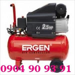 Máy nén khí ERGEN EN-2535,Máy nén khí 2.5HP đầu liền giá rẻ