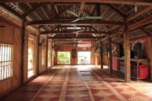 Nhà sàn Mai Châu Hòa Bình