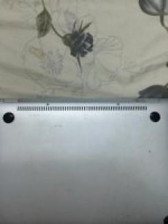 Macbook air core 2 ram 2g ssd 80g