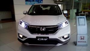 Honda CRV 2.4AT đủ màu, giao ngay tại Honda Ô tô Phước Thành
