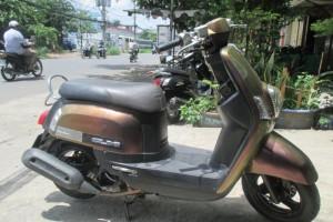 Yamaha Cuxi Fi