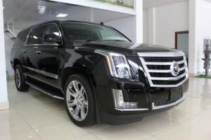 Giao ngay, giá tốt nhất hà nội Cadillac Escalade ESV Platinum 2017 màu đen