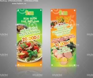 Thiết kế in ấn menu, thực đơn nhà hàng tại Hà Nội