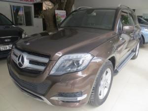 Xe Mercedes GLK250