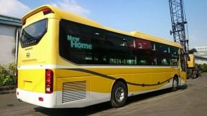 Bán xe khách 47 ghế và xe giường nằm cao cấp tracomeco