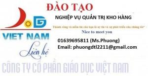 Địa chỉ học nghiệp vụ quản trị kho hàng tại Hà Nội