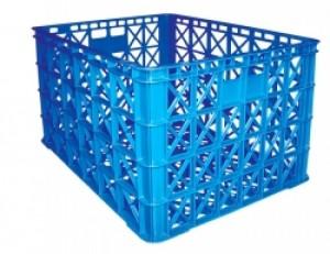 Sóng nhựa công nghiệp có bánh xe (kích thước lớn)