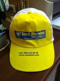 Cở sở chuyên may các loại nón du lịch, nón quảng cáo, nón quà tặng, nón sự kiện.