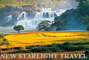 Du lịch Cao Bằng –Bản Giốc – Pắc Bó – Lạng Sơn 4 ngày giá rẻ