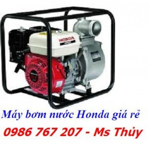 Máy bơm nước Honda GX160, máy bơm nước chính hãng Thái Lan giá rẻ