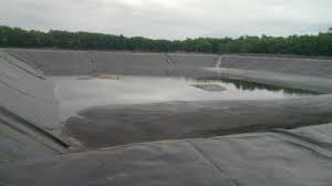 Thi công hồ chứa nước