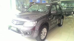 Cần bán Suzuki Grand Vitara xám 2015, xe nhập...