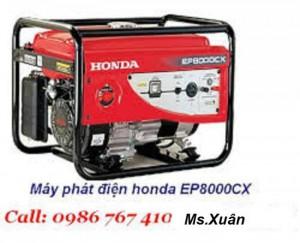 Máy phát điện honda ep8000cx ,máy phát điện chạy xăng giá rẻ.