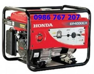 Máy phát điện Honda chạy xăng 4000CX-3KVA phục vụ cho gia đình