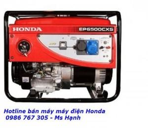 Bán máy phát điện Honda 5kva - EP6500cx chính hãng.
