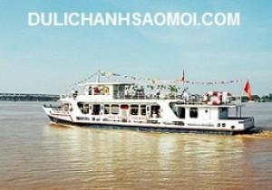 Du lịch sông Hồng 1 ngày giá tốt