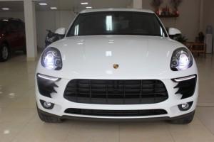 Porsche Macan S 3.0L 2015