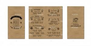 Chuyên sản xuất, in ấn túi giấy Kraft, túi giấy đựng thức ăn nhanh, túi giấy tái chế, túi giấy thân thiện môi trường