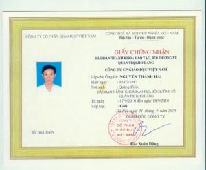 Đào tạo nghiệp vụ quản trị kho hàng tại Đà Nẵng