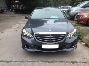 Chính chủ bán xe Mercedes E400 2014 đi 1,9 vạn Km 2,4 tỷ. B.Hành chính hãng