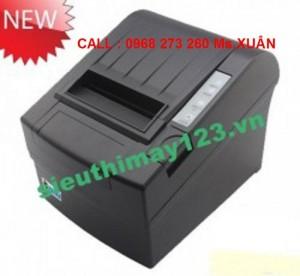 Máy in hóa đơn PRP 085K giấy in nhiệt k80 giá rẻ