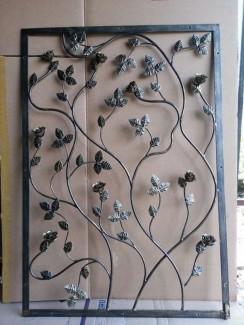 Khung hoa văn trang trí ốp tường