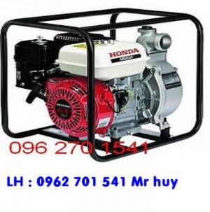 Máy bơm nước chạy xăng động cơ honda ống xả 80mm giá rẻ nhất