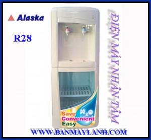 Máy nước uống nóng lạnh ALASKA R28 không có ngăn lạnh