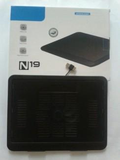 Quạt tản nhiệt Laptop N19 giá chỉ 90k