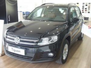 Volkswagen New Tiguan 2.0L TSI nhiều màu để lựa chọn