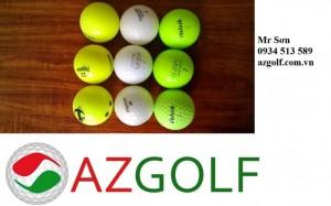 Azgolf chuyên bán buôn và bán lẻ bóng golf cũ giao hàng nhanh và tiết kiệm chi phí chơi golf