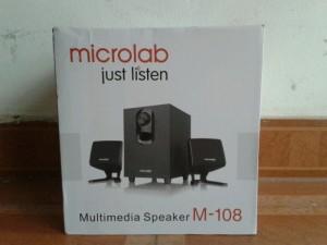 Loa Microlab 2.1 tại Kiến Xương