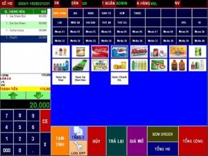 Phần mềm tính tiền