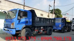 Cửa hàng bán Xe Ben DongFeng Trường Giang 2 chân 9T2/9,2 tấn - 3 chân 14T/14 tấn