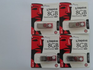 USB Kingston 8GB Giá chỉ 110k