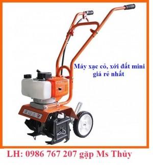 Máy xạc cỏ mini