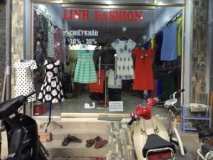 Nhượng shop quần áo thời trang nữ
