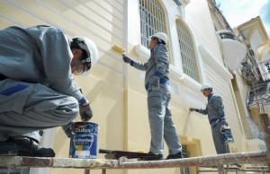 Chuyên sơn nhà,sơn sửa lại nhà tại Hà Nội giá cực rẻ