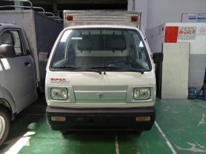Suzuki 500kg thùng kín