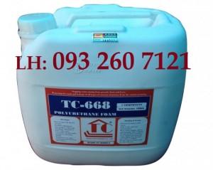 Keo polyurethane chống thấm TC-668