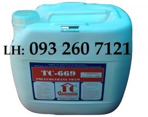 Keo polyurethane chống thấm TC-669