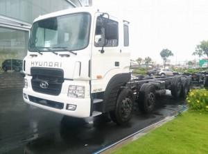 Xe tải 5 chân Hyundai HD360, 20 tấn giá tốt nhất thị trường