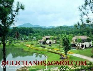 Tour du lịch Flamingo Đại Lải Resort 1 ngày giá rẻ miền Bắc