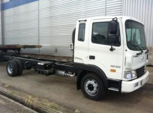 Xe tải Hyundai HD120