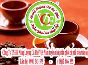 Tìm đối tác làm nhà phân phối cà phê toàn quốc