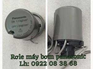 Rờ le máy bơm nước Panasonic