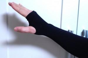 Ống tay chống nắng xỏ ngón Hàn Quốc