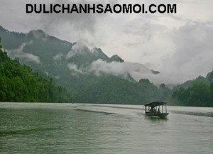 Tour du lịch Hồ Ba Bể 2 ngày giá tốt 2015