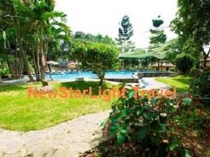 Tour du lịch Tản Đà Resort 1 ngày giá rẻ